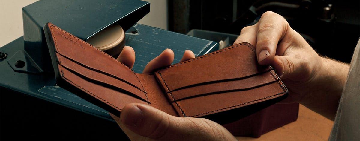 Utility Bifold Wallet