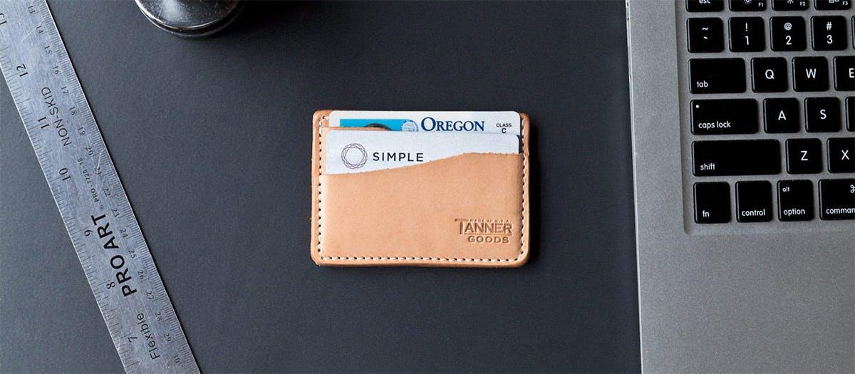 Journeyman Card Case