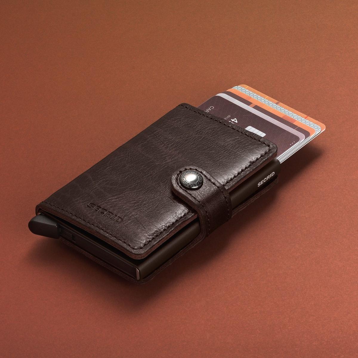 Secrid Miniwallet -lompakko