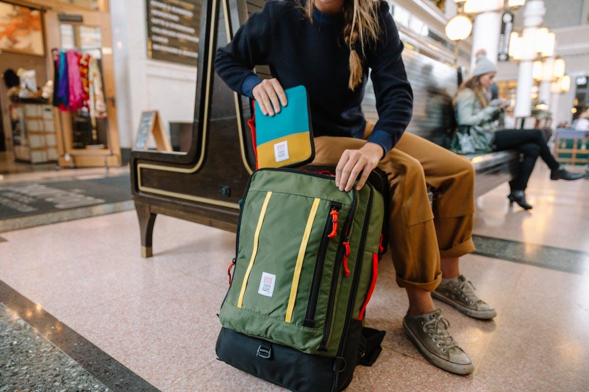 Topo Designs Travel Bag 40 L - Mukama 0b0779ad0be3a