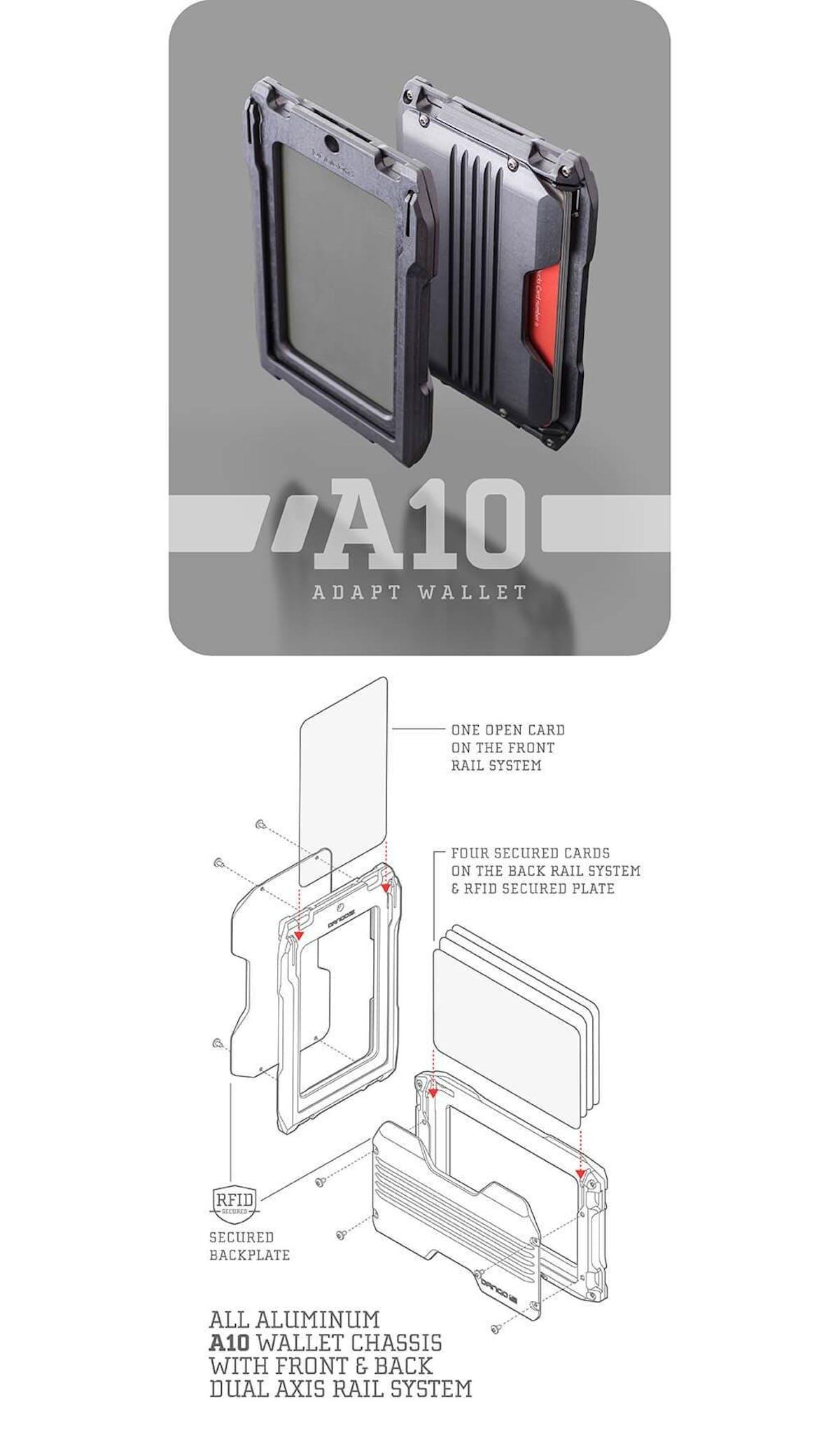 A10 Adapt Wallet