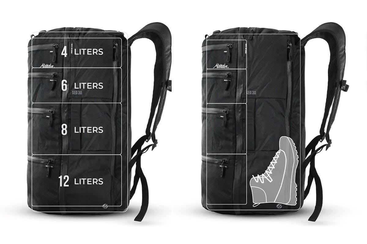 SEG30 Backpack - Reppu