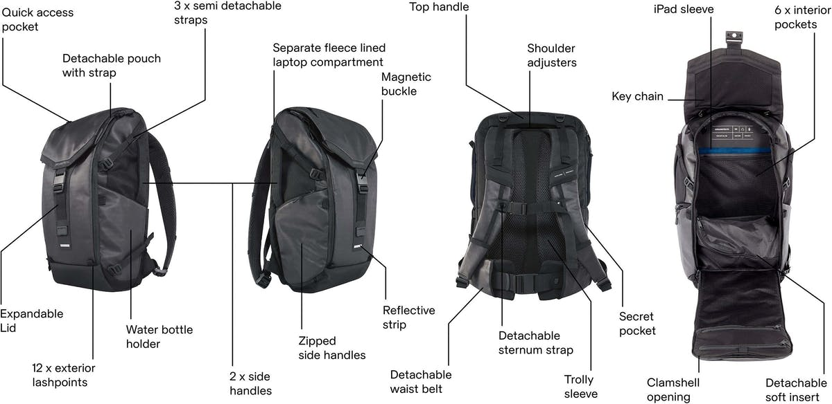 RIKR 24L Backpack