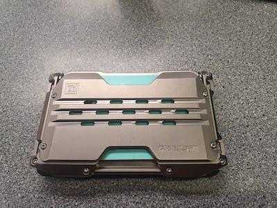 A10 Titanium Wallet