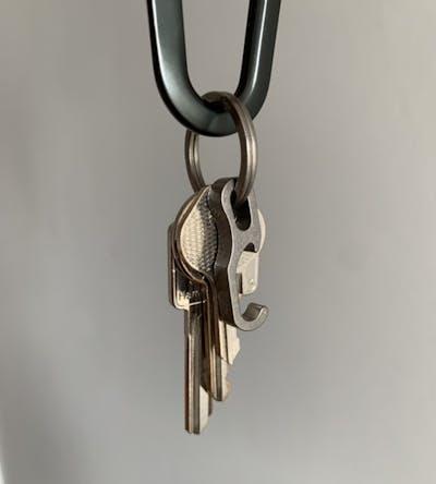 minimalist bottle opener